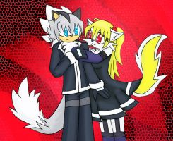 :Gift for Misa: +COLOR+ by Neos-The-Hedgehog