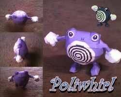 Poliwhirl by turtwigcuTey