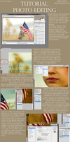 Photoshop CS5 Photo Editing Tutorial by Kateliana