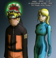 Naruto meets metroid by mattwilson83