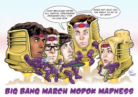 march modok madness tliid week 82 by StevenHoward