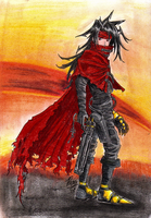 Dirge of Cerberus by TheVioletFox