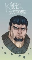 General Zod by MekareMadness