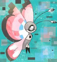 Vivillon by ApocalypseKitty