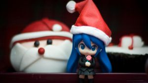 Nendoroids and Christmas 01 by Kodomut