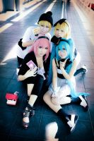 Vocaloid Polaroid 02 by keixtique69