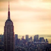 New York - Empire State B. by DarkSaiF