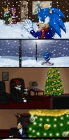 Christmas Comic - 2011 by WhiteRaven4