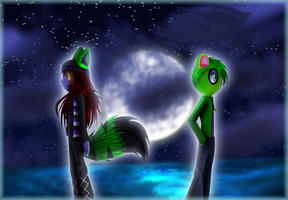 zee and jerry by zaameen