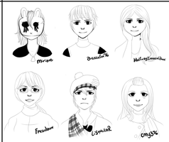 I Forum I Sketch Request ( Batch 1 ) by EmilssH