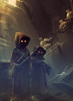 Jawas by Aste17