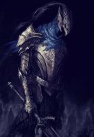 Artorias the Abysswalker by Vulpes-Ibculta