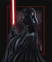 Lord Vader by MisunderstoodTim