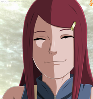 Naruto 500: Kushina by GoLD-MK