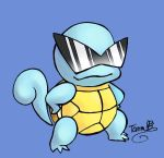 squirtle thug by TamilaB