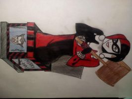 Harley with out the background by GrIMmJaW27