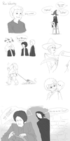PS-sketches by 0theghost0