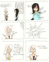Yue Challenges Herself 2 - MH by Jamethial