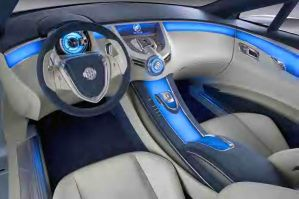 Buick Interior by PsychoInvader