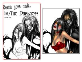 Shi-Darkness Crossover Concept by MikiValentine