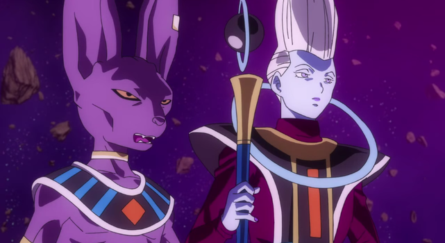 Bills And Whis by DBHeroes