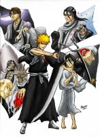 My favorite Bleach Arc by stryfers
