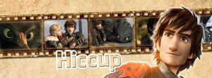Hiccup | Timeline Facebook by Howie62