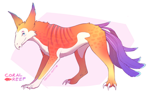 AUCTION: Yuravi Coral Reef (CLOSED) by Kerlasia-Adopts