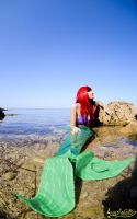 My Dream :--- Ariel CosPlay ---: by Laurelin-CosPlay