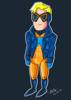 Animal Man by MaestroAmN