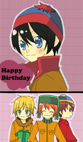 Happy Birthday Stan Marsh by EmilyHime