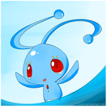 HBD Manaphy by Usato