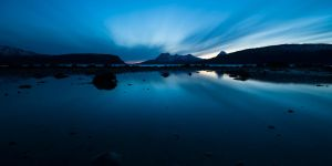 Blue tranquillity by KennethSolfjeld