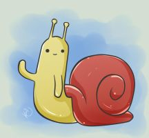 Snaily by kelly01