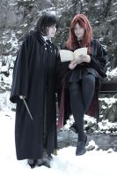 Lily and Severus by Aires89