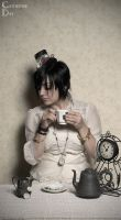Tea Party II by CatherineDay