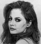 Pencil Drawing: Willa Holland by SHParsons