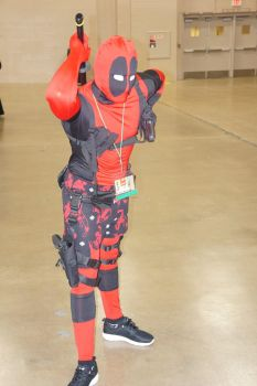 Just Deadpool by LordRedemptionBlaze
