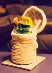 Pipe Cleaner Oscar the Grouch by fuzzymutt