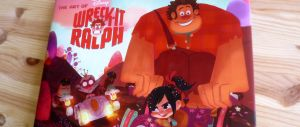 Art Book Review: Wreck-It Ralph by CGCookie