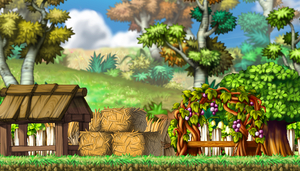 Maplestory Map - Field by iForLiving