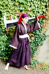 Abarai Renji - full view by schattenwind