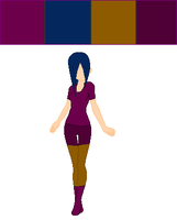 Palette Adopt for Rainbowcrashh by acer1321300