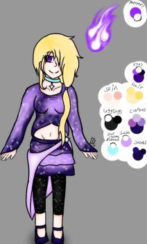Elements Contest Entry/Elements OC by Pastel-Horrors