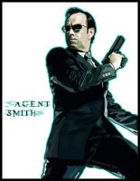 Agent Smith by Club-Vector