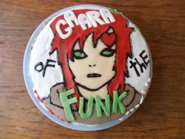 cake of the funk by TheFlyingPug