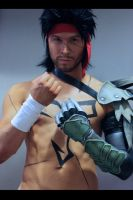 Jecht Cosplay 14 by Elffi