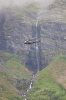 Waterfall Fly By by Quit007