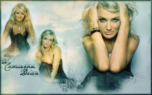 Cameron Diaz Wallpaper 2 by Taddilicious