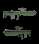 Another generic DMR by Elfdud7